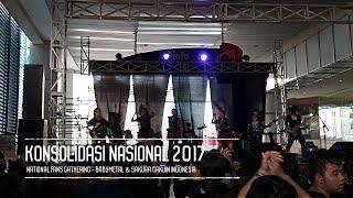 Konsolidasi Nasional 2017 | National Fans Gathering - Babymetal & S...