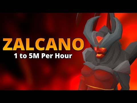 OSRS Zalcano Boss Guide (1-5M Per Hour!)