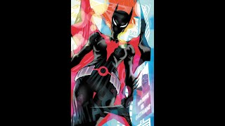 DC teases female Batman beyond thoughts