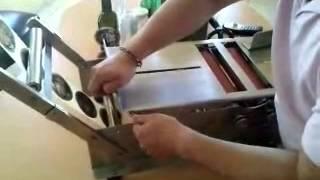 Kare ve Yuvarlak Manuel Etiketleme Makinesi ve Montaj İşlemi