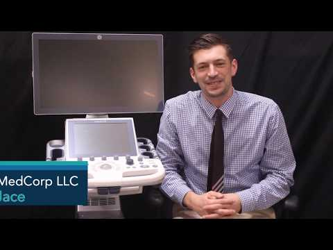 GE Logiq P9 General Imaging Ultrasound System Review