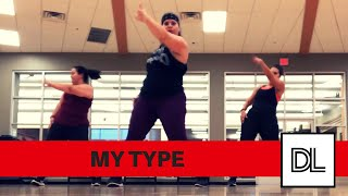 My Type - SAWEETIE || Dance Fitness Choreo + Tutorial!!