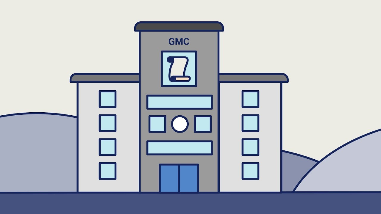 Managing The Uk Medical Register Gmc