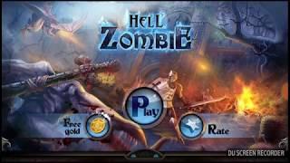 Обзор игры для android Hell Zombie