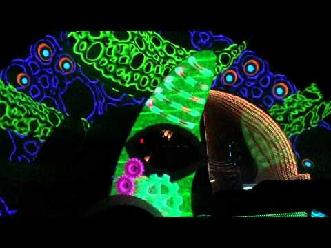 Shpongle (Simon Posford DJ set)- Hollywood, CA March, 2015