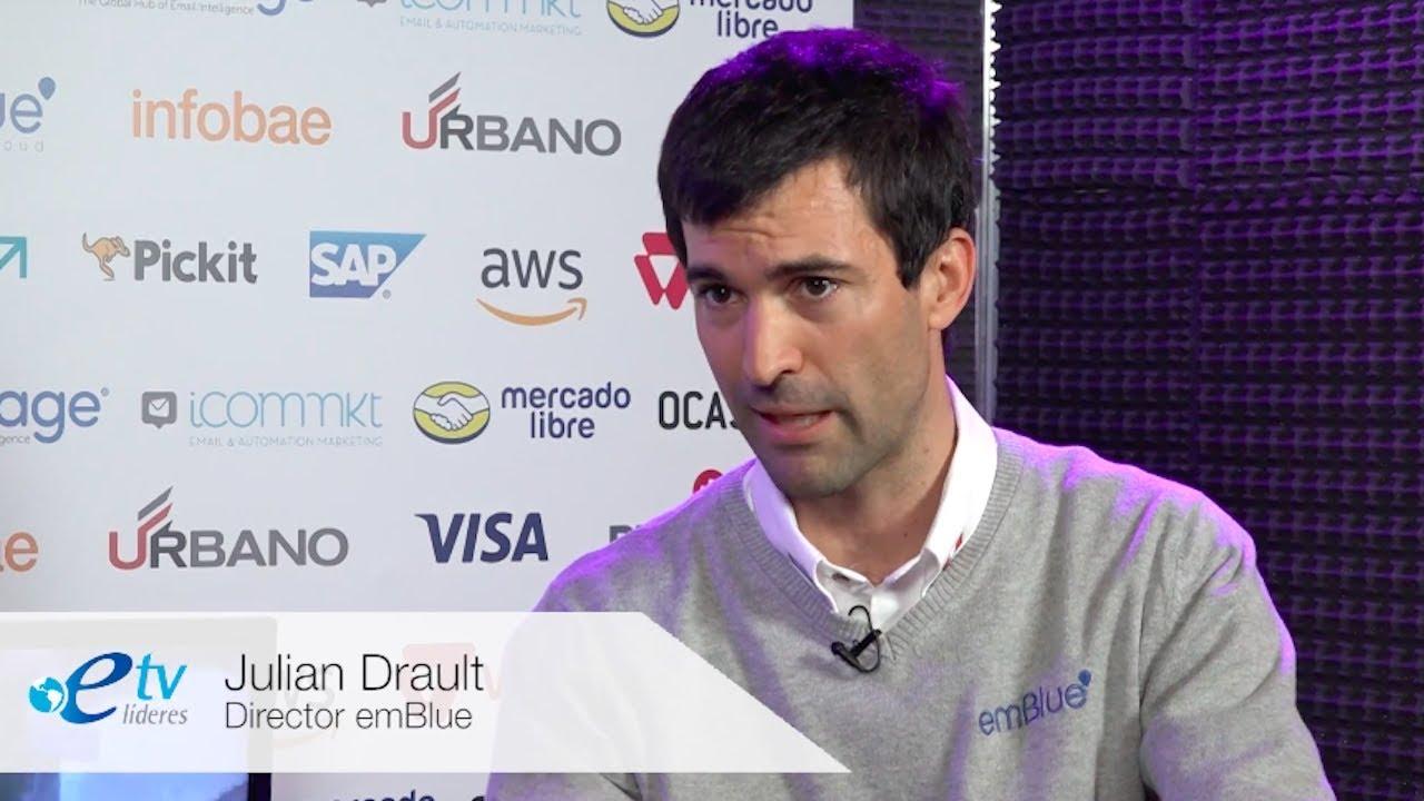 #eTip: Segmentar y Personalizar - Julian Drault Co-Founder emBlue