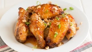 How to Make Asian Sweet Chili Baked Chicken Wings