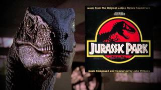 Jurassic Park: Raptor Theme (Soundtrack Compilation)