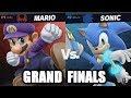 Zero Vs Mkleo Grand Finals - Super Smash Bros Ultimate Invitational At E3 2018
