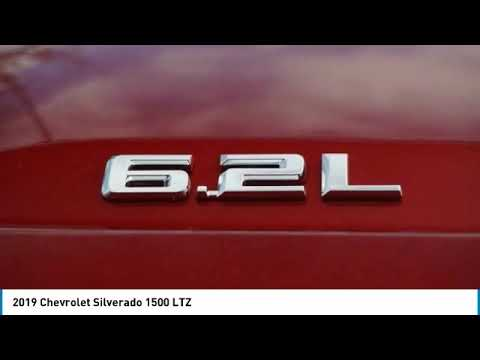 2019 Chevrolet Silverado 1500 Loveland CO T19290
