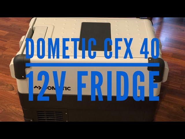 DOMETIC (WAECO) CFX 95DZW PORTABLE REFRIGERATOR WITH WI-FI