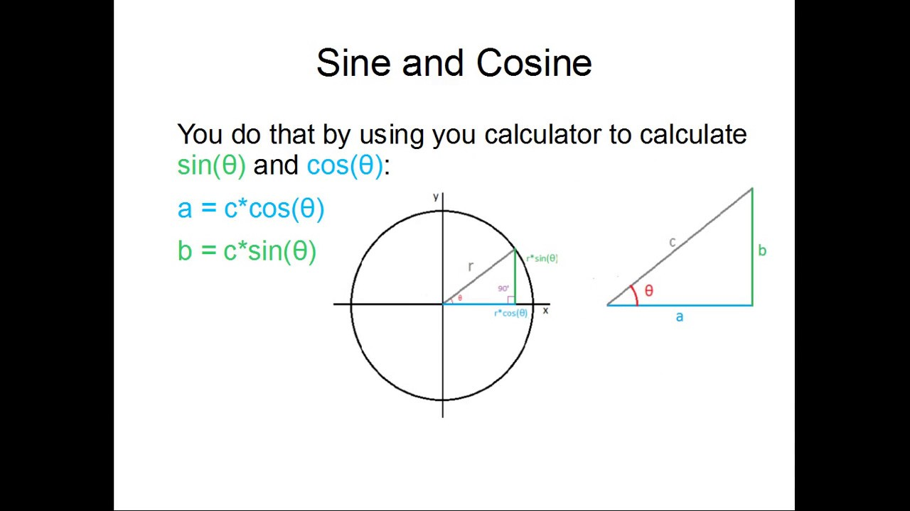 Inverse trig on ti 84 graphing calculator youtube.