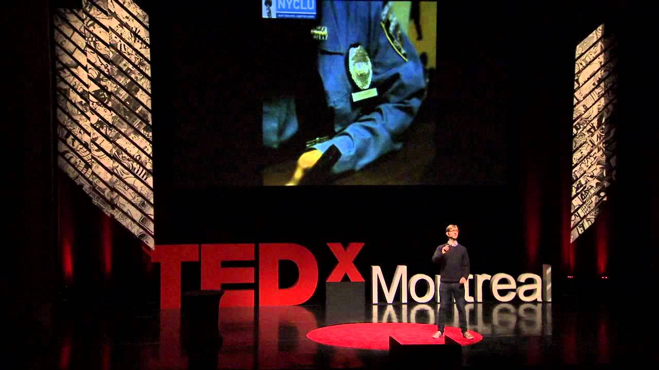 Big data in the service of humanity: Jake Porway at TEDxMontreal