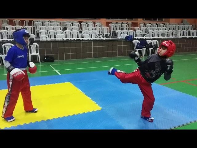 Kick boks zamani mehmet cizmelioglu