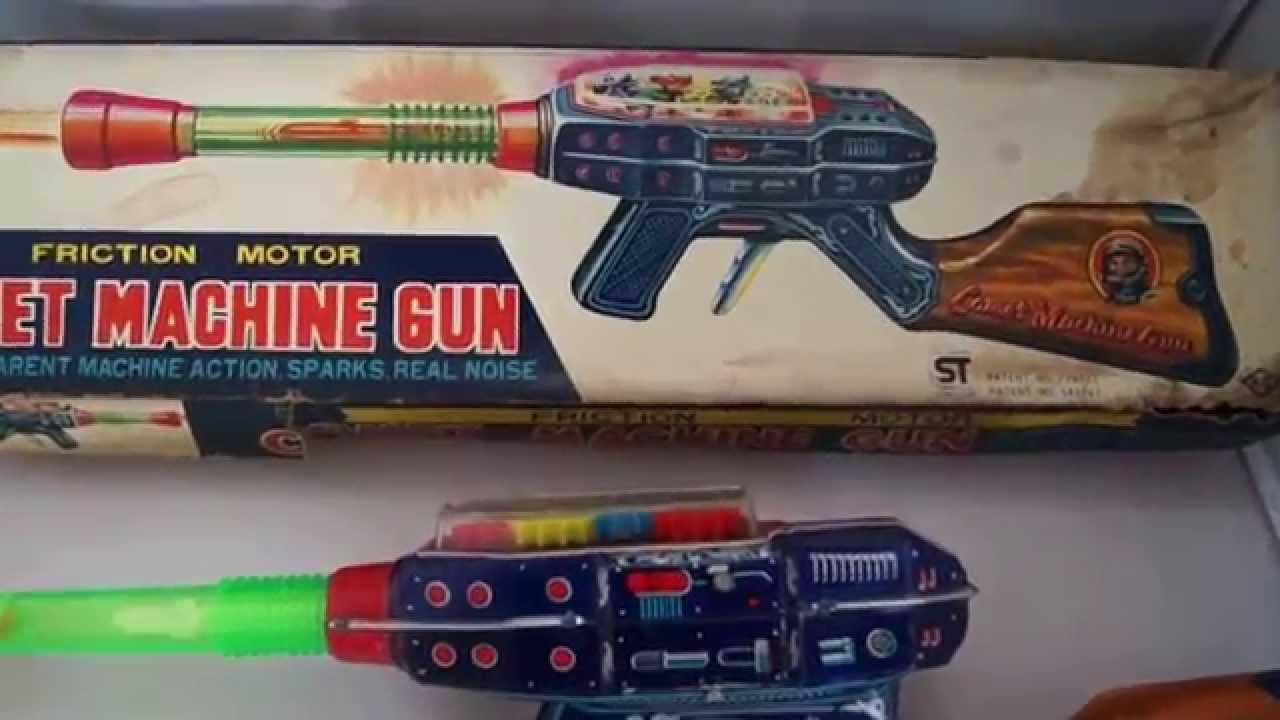 astro boy machine gun