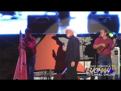 IV FESTIVAL DE LA VOZ SOL DE VARGAS 2013 - ANTONIO ADRIAN- EUCMAN TV VARGAS VENEZUELA
