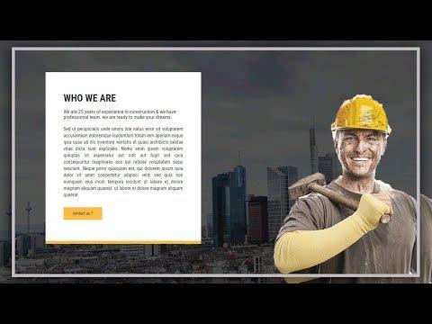Single Post Design & Layout For Website Design Using HTML 5