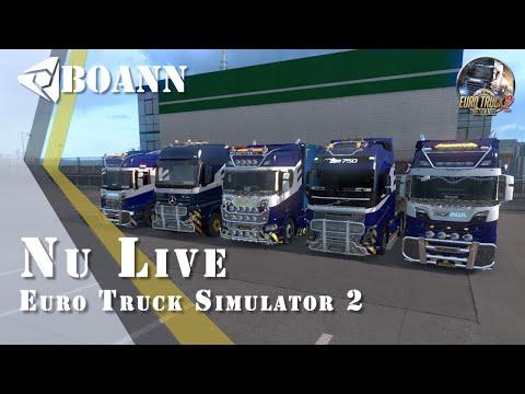 Euro Truck Simulator 2 : #multieplay (G27)