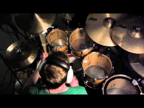 Killswitch Engage - A Bid Farewell (Drum Cover)