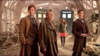 doctor who trailer