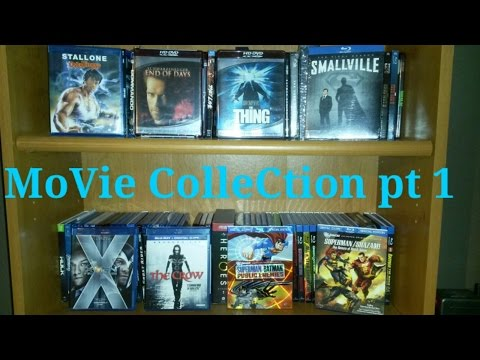 My Movie Collection : Blu-ray & HD DVD part 1 - #9