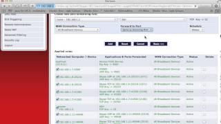 port forwarding on verizon fios router