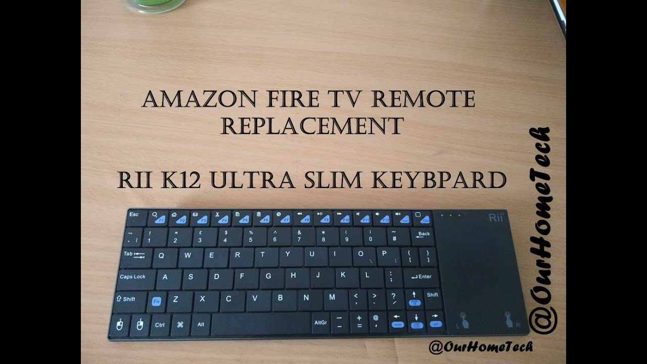 Logitech Wireless Keyboard Fire Tv Wire Center Replacement Kit For 30013 Circuit Board Aas 30011k Shop American Amazon Remote Alternative Rii K12 Ultra Slim Rh Youtube Com K350