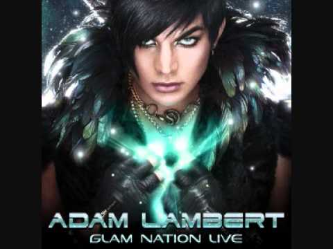 Adam Lambert - Glam Nation Live - Ring Of Fire