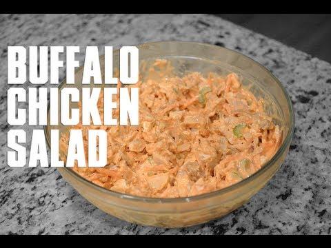 healthy-buffalo-chicken-salad