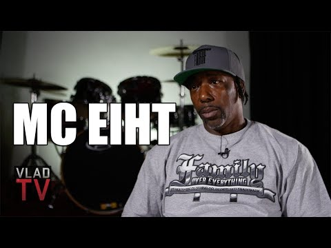MC Eiht Discusses Collaborating with Kendrick Lamar on good kid, mAAd city