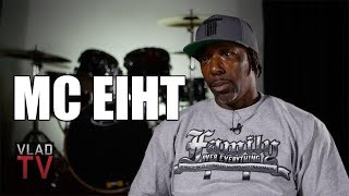 MC Eiht Discusses Collaborating with Kendrick Lamar on 'good kid, m.A.A.d city'