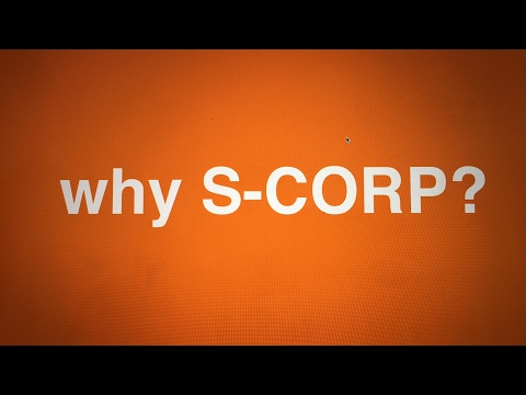 Why S-Corp? Incorporating your Online Teaching Business