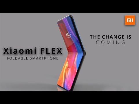 Xiaomi Mi Flex FOLDABLE SMARTPHONE First Look & Hands On Mp3
