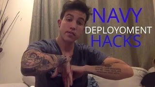 """Navy Deployment Hacks"" -- JTsuits"