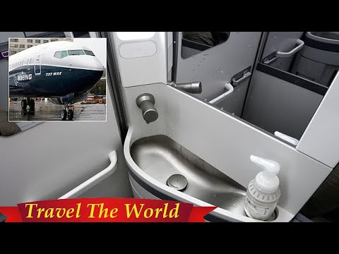 Anger over size of loos on Ryanair's Boeing 737 Max  - Travel Guide vs Booking