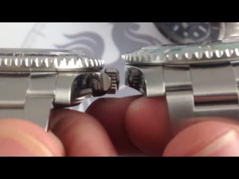 Rolex Deepsea Replica Comparison