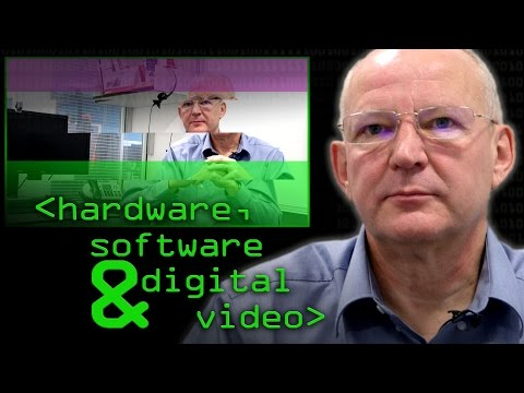 Hardware vs Software & Digital Video - Computerphile