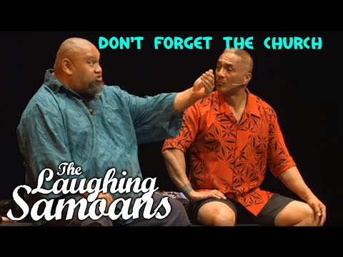 "The Laughing Samoans - ""Don't Forget The Church"" from Fresh Off Da Blane"