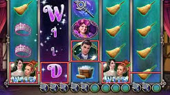 RODGERS AND HAMMERSTEIN'S CINDERELLA Video Slot Casino Game with a FREE SPIN BONUS