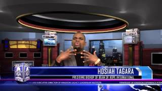 Introducing Hosiah Tagara...You are Ordained for Greatness!