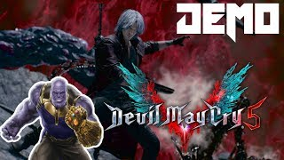 Devil May Cry 5 - DEMO GAMEPLAY | Tamil Commentary - AG | XBOX ONE X 1080P 60FPS