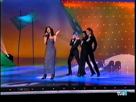 Eurovision 1998 - 08 Israel - Dana International - Diva