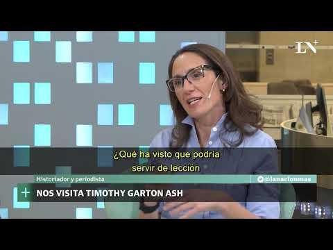 Entrevista a Timothy Garton Ash - Conversaciones