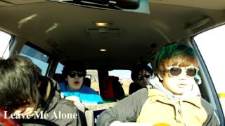 Leave Me Alone/INK[Acoustic Session]