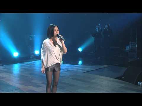 박정현(Lena Park) - 사랑이 올까요 (Love Come Back) @ 2014.06.06 Live Stage