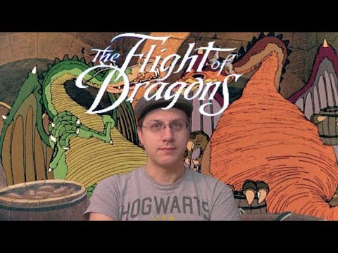 The Flight of Dragons – Movie Review