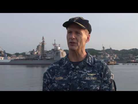 Statement by Vice Adm  Aucoin on Collision at Sea
