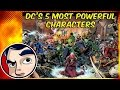 Download DC's 5 Most Powerful Characters! Ft. ComicsExplained