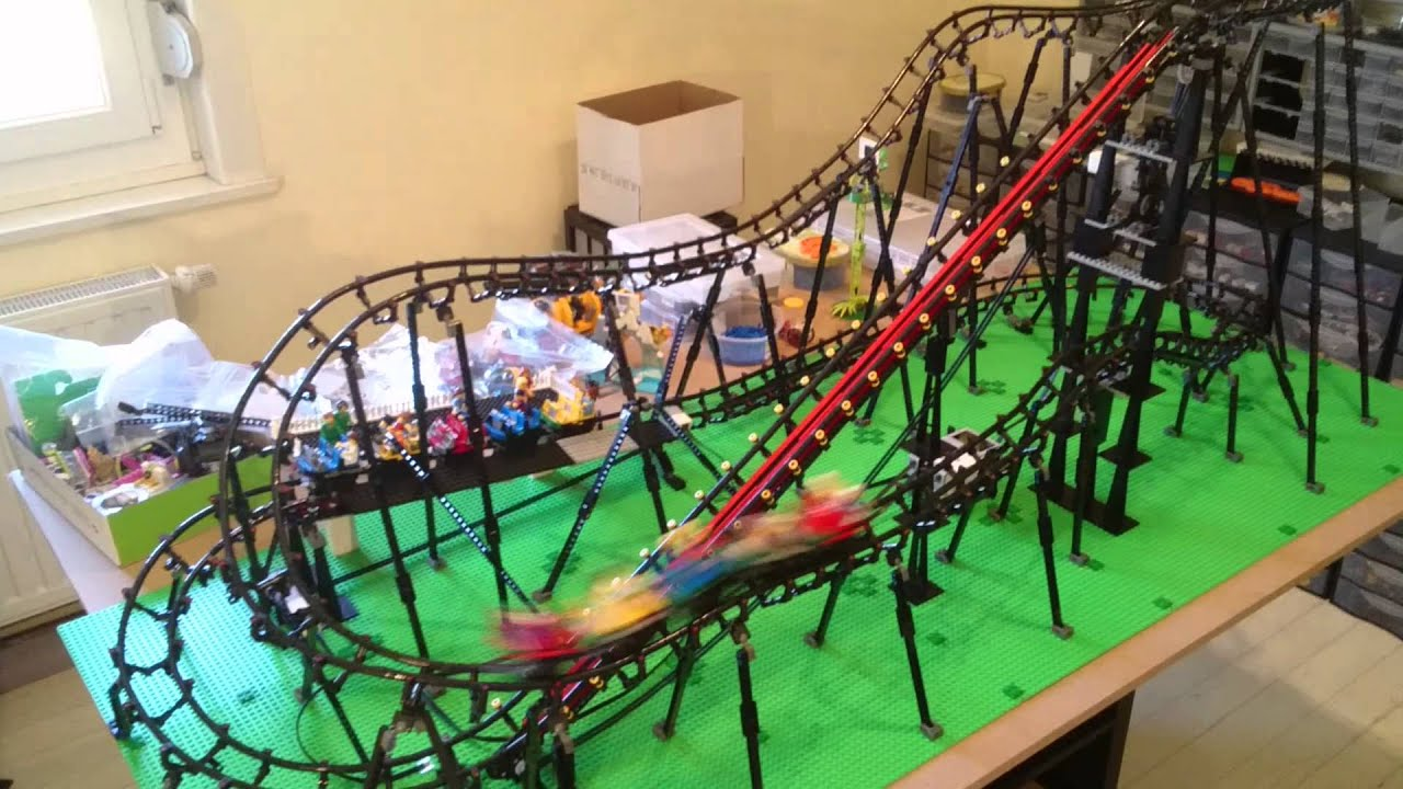 how to make rtc2 roller coasters