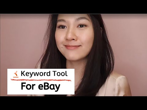 Ebay Seo Keyword Tool ᐈ Keywords For Ebay Listings Free